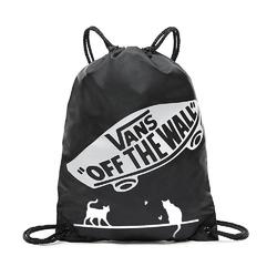 Worek szkolny torba vans benched bag - vn000suf158 - custom koty cats
