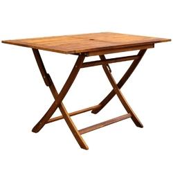 Zestaw ogrodowy stół + 6 krzeseł pamela drewniany
