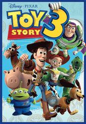 Toy Story 3 - reprodukcja z efektem 3D