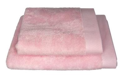 Bamboo style - różowy ręcznik bambusowy andropol