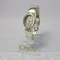 Zegarek srebrny o96