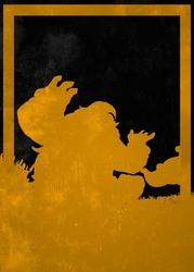 League of legends - bard - plakat wymiar do wyboru: 21x29,7 cm