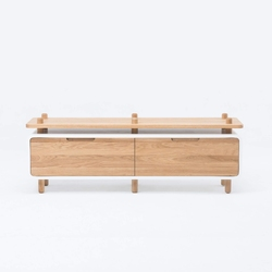 Swallows tail furniture :: szafka loop