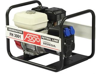 Agregat prądotwórczy FOGO FH 3001 3kVA - Szybka dostawa lub możliwość odbioru w 39 miastach