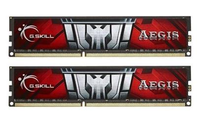 G.SKILL Pamięć DDR3 8GB 2x4GB Aegis 1600MHz CL11