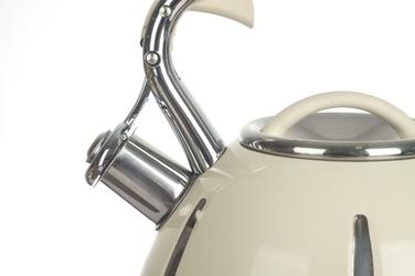 Klausberg czajnik z gwizdkiem 3 l indukcja - mix kolorów