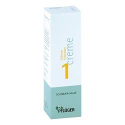 Biochemie pflueger 1 calcium fluor. creme