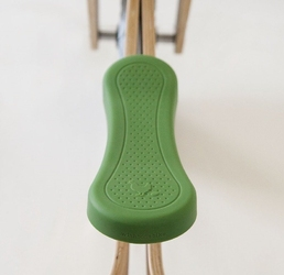 Nakładka na siodełko do rowerka wishbone bike zielona