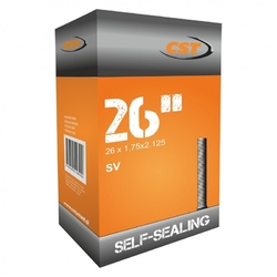 Dętka cst 26x1,752,125 sv 40mm av  tb-cs070 self-sealing premium z uszczelnieniem