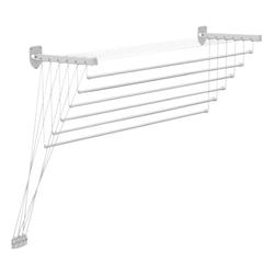 Suszarka na pranie łazienkowa sufitowa, ścienna gimi lift 160 cm