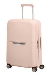 Walizka kabinowa samsonite magnum 55 cm różowa - różowy || soft rose
