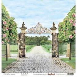 Papier 30,5x30,5 cm In Bloom - Sunday Stroll - 03