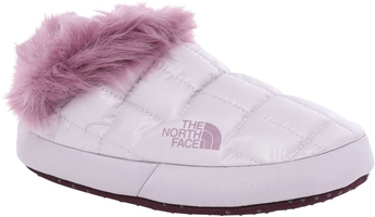 Buty damskie the north face thermoball tent mule faux fur v t93mkogv7