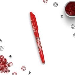 Pióro kulkowe frixion ball wymazywalne czerwone