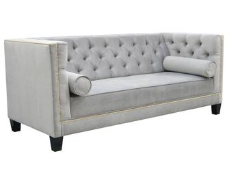 Nowoczesna sofa wenecja pikowana w stylu chesterfield