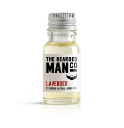 Bearded man co - olejek do brody lawenda - lavender 10ml
