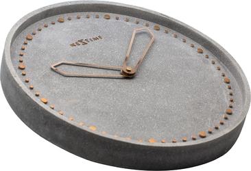 Zegar ścienny cross nextime szary 3197 gs