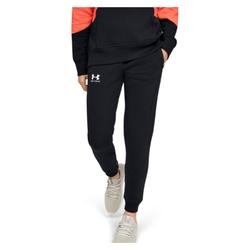 Spodnie dresowe damskie under armour rival fleece fashion jogger
