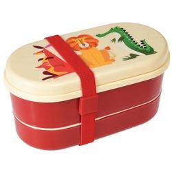 Lunchbox bento, Kolorowe Zwierzaki, Rex London