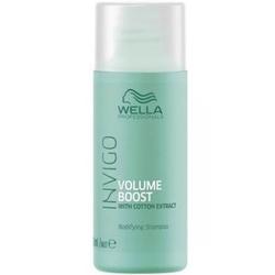 Wella invigo volume boost szampon do włosów cienkich dodający objętości 50ml