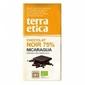 Terra etica | czekolada 75 nikaragua | organic - fair trade