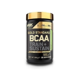 Optimum gold standard bcaa train + sustain 266 exp date 2020-06-30