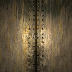 Obraz na płótnie canvas tekstura metalu