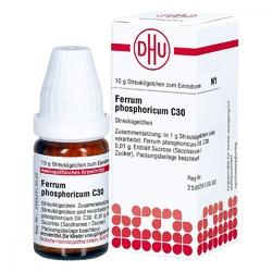 Ferrum phos. c 30 globuli