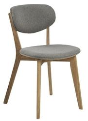 Dębowe krzesło w stylu skandynawskim minsk