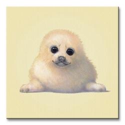 Seal  - obraz na płótnie