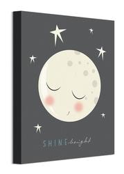 Shine bright - obraz na płótnie