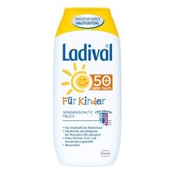 Ladival mleczko ochronne na słońce dla dzieci spf 50+