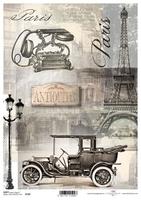 Papier soft itd a4 s130 wieża eiffla paryż - 130