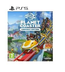 Cenega gra ps5 planet coaster console edition