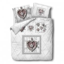 Pościel hearts 160 x 200 cm