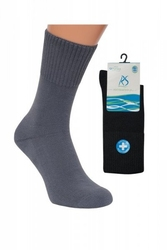Regina socks purista antybakteryjne frotte skarpety