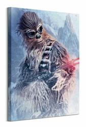 Solo: A Star Wars Story Chewie Blaster - obraz na płótnie