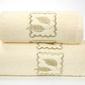Ręcznik bawełniany gracja greno kremowy 50 x 100