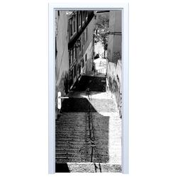 Fototapeta na drzwi schody 700a
