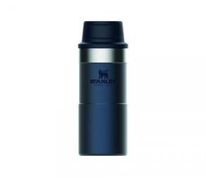 Kubek termiczny stanley 350 ml trigger action travel mug granatowy
