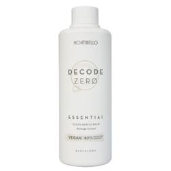 Montibello decode zero essential clean gentle balm balsam do włosów 250ml