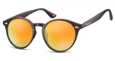 Okulary okragle panterka lenonki lustrzane ms20c
