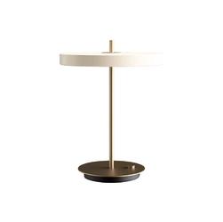 Umage  ::  lampa stołowa asteria biała wys. 30 cm