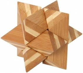 Bamboo Puzzle Star MiMi łamigłówka