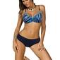 Marko doris blu scuro-baia m-352 5 kostium kąpielowy
