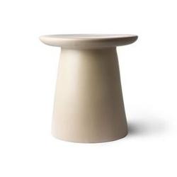 Hk living :: stolik kawowy gliniany