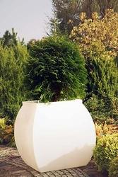 Donica ogrodowa mars 100 cm różne kolory