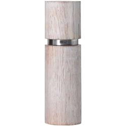Młynek do pieprzu lub soli 20 cm Textura Antique Grande AdHoc biały A-MP26