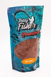 Zanęta teddy fisher big carp 1 kg