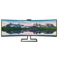 Philips Monitor 48.8 499P9H Curved VA HDMIx2 DP USBC